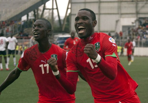 Malawi lose to Botswana ahead of Nigeria clash