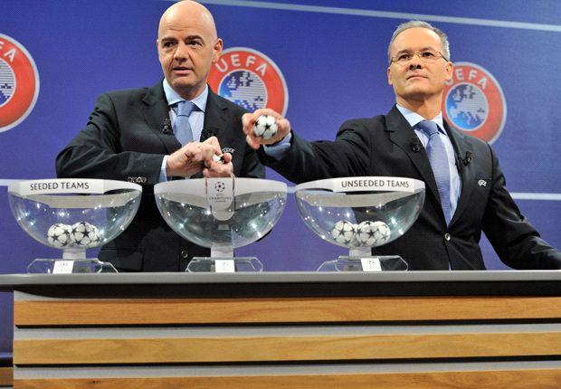 Este jueves se conocerán los grupos de la UEFA Champions League 2013/2014.