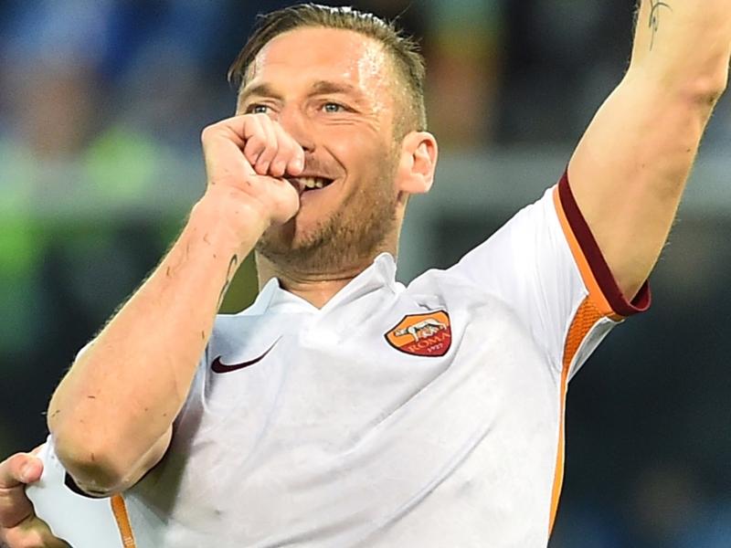 Per Totti il tempo si è fermato: la parabola di un mito del calcio italiano