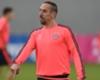 Bayerns Franck Ribery einsatzfähig