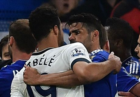 Dembele faces ban after Costa eye poke