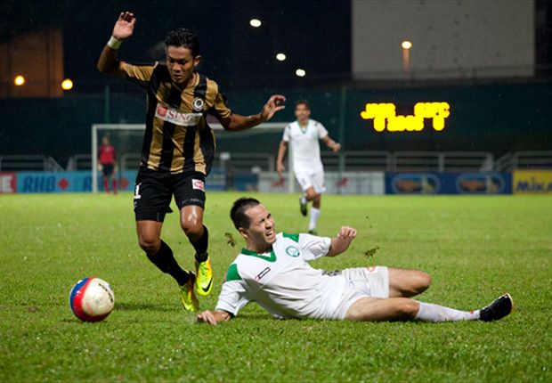 Winger Hafiz Nor will be donning Geylang colours for the 2014 S.League season.