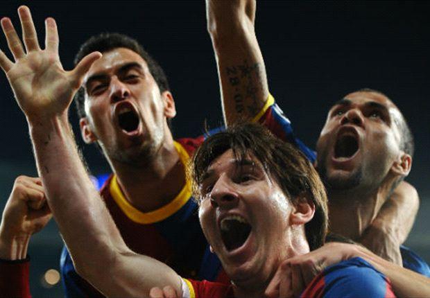 El Santiago Bernabéu es la gran prueba del Barcelona