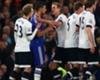 Kane: Chelsea celebrated like they won the title