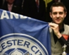 Snooker star Selby celebrates Leicester 'double'