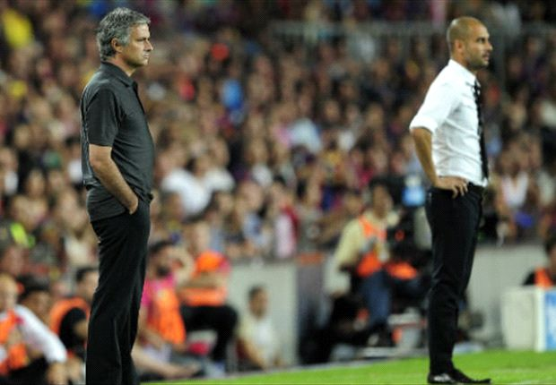 Mourinho & Guardiola put old feuds aside ahead of historic Chelsea - Bayern Munich Super Cup
