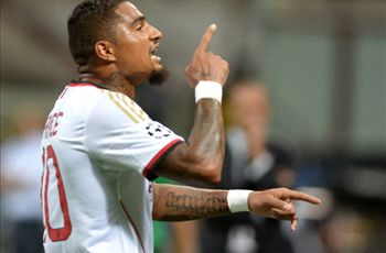 'There was only ever one Milan' - Kevin-Prince Boateng on rejecting Inter move