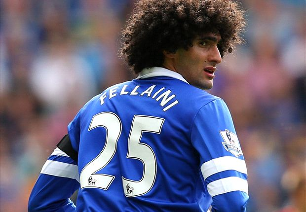 Everton 2-1 Stevenage (aet): Fellaini snatches victory at the death
