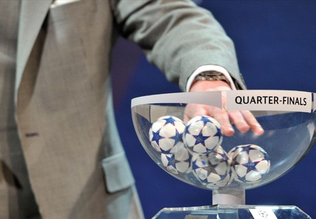 The winners and losers of the Champions League draw