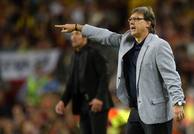 Barcelona far from perfect - Martino