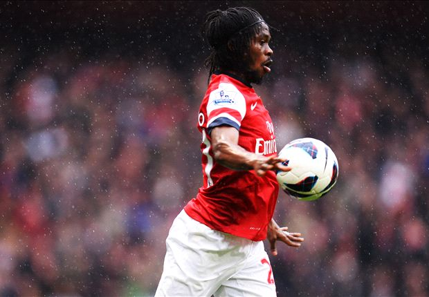 Gervinho: Wenger had no confidence in me at Arsenal