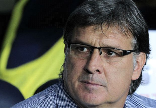 Barcelona not afraid of Real Madrid 'violence', says Martino