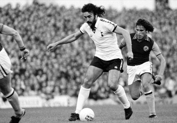 Julio Ricardo Villa brilló en el Tottenham entre 1978 y 1983.