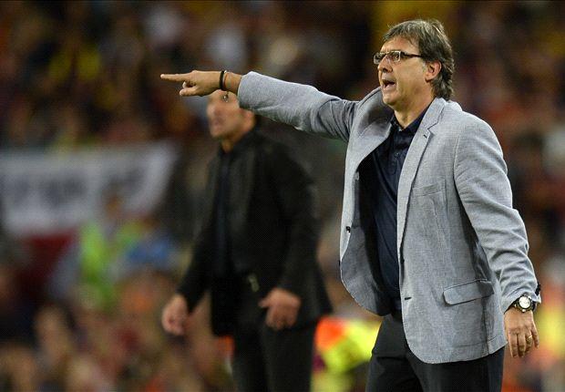 Martino dedicates Barcelona's Supercopa win to Tito