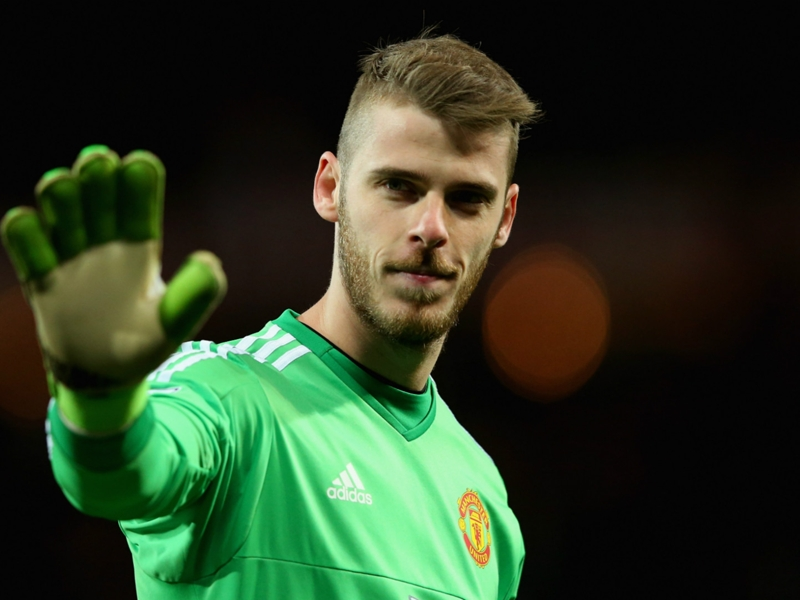 Courtois, not De Gea, remains Real Madrid's No.1 choice this summer