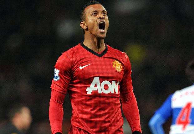 Nani pens five-year Manchester United contract