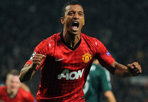 Nani: Moyes convinced me to stay at Manchester United