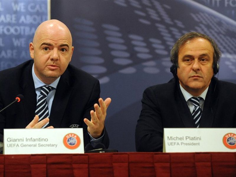 Platini would improve Fifa's relationship with clubs - Infantino