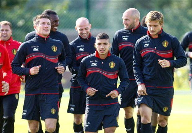 Bakkali debuteerde bij België tegen Wales
