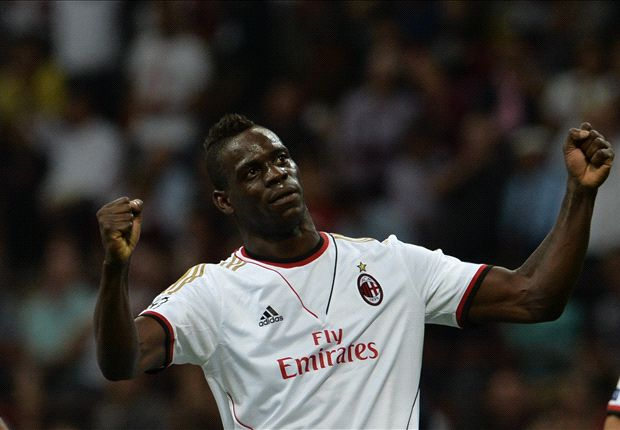Allegri hails responsible Balotelli