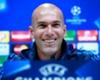 Missing Champions League final would be a failure - Zidane