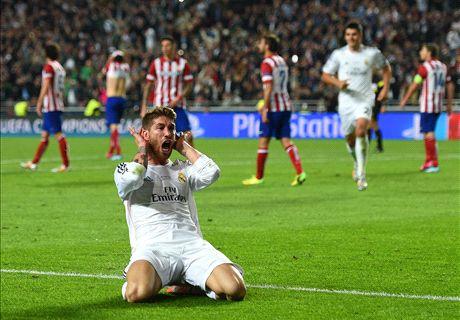 'Ramos goal turned led to tears of joy!'