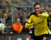 Pierre-Emerick Aubameyang in action for Borussia Dortmund