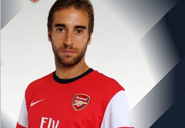 Zurück in die Zukunft: Mathieu Flamini spielt wieder für den FC Arsenal