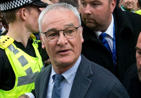 Ranieri: We can compete next season