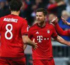 Bayern equal Man Utd's CL record