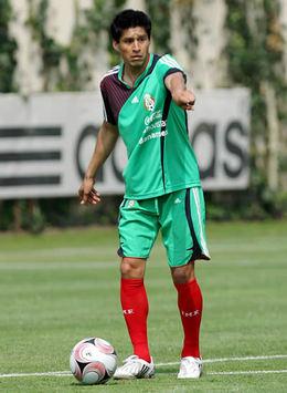 Ricardo Osorio - Mexico (Mexsport)