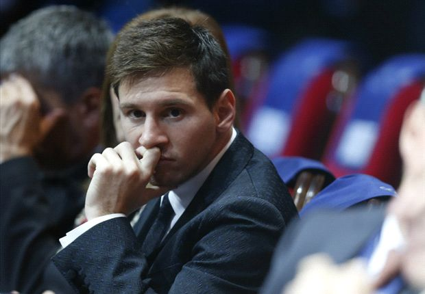 Messi: I was afraid of broken bones