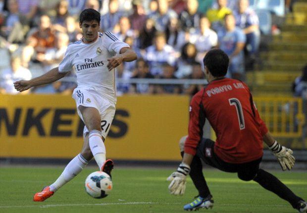Real Madrid trifft vier Mal gegen Deportivo