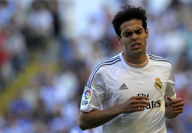 From Ballon d'Or to Bernabeu bench - the sorry story of Kaka at Real Madrid
