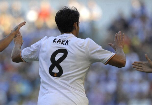 Kaka double sees Real Madrid lift Teresa Herrera trophy