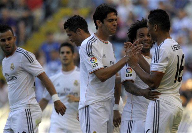 Real will auch gegen Bilbao jubeln