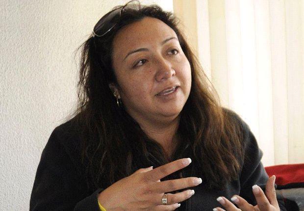 Mónica Gordón fue asesinada frente a su familia el día de las elecciones.