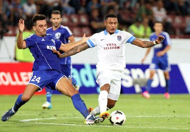 Trabzonspor gruptaki ilk maçına çıkıyor