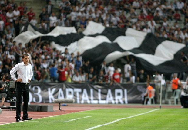 Besiktas lose Europea League berth