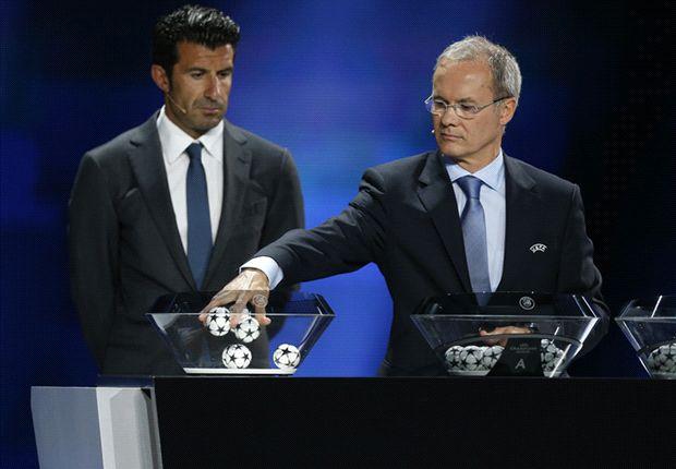 La Champions League ya tiene sus grupos definidos.