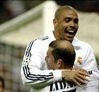Ronaldo: Zidane the best I've played with