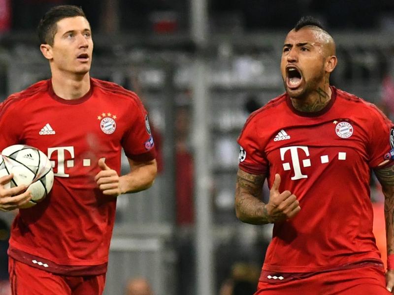 Atletico Madrid in finale, Vidal amaro: Il Bayern è stato migliore
