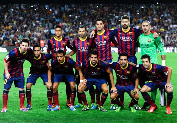 Know Barcelona's rivals in Champions League Group H