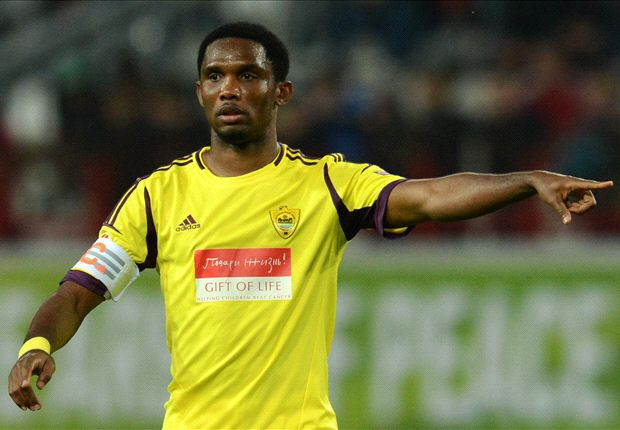 Eto'o delighted with 'dream' Premier League move
