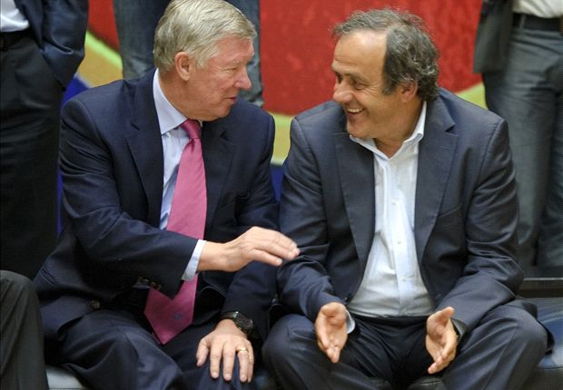 Platini hails 'indelible imprint' left by Manchester United legend Sir Alex Ferguson