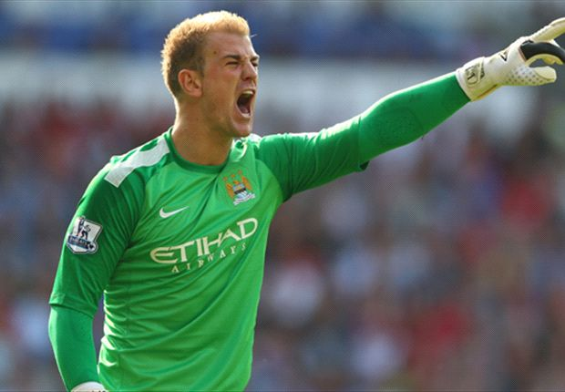 Pellegrini yet to decide on Hart return for Manchester City