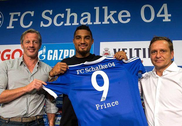Boateng läuft in den nächsten drei Jahren für Schalke auf