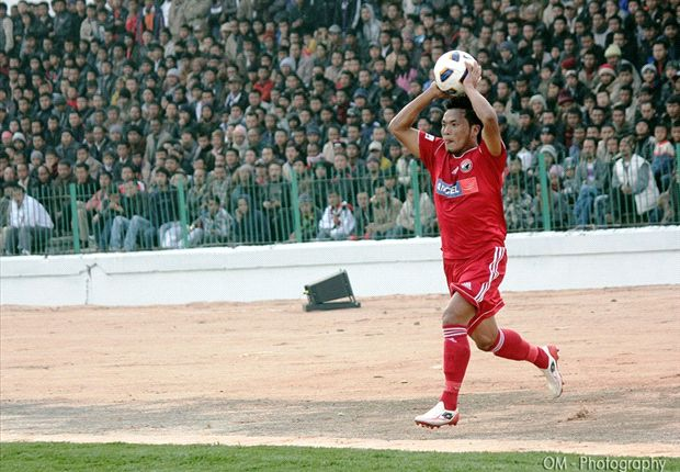 Tuboi extends stay with Lajong FC (Photo: Shillong Lajong FC)