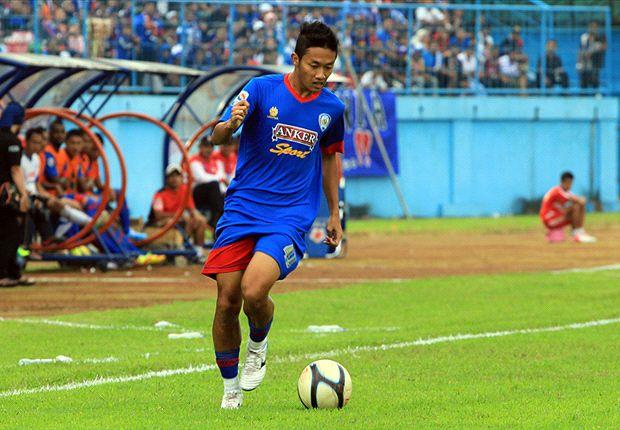 Dendi Santoso mulai pulih dari cedera, dan sudah mengikuti latihan