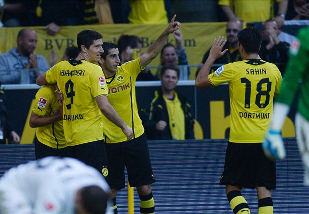Eintracht Frankfurt-Borussia Dortmund Preview: Visitors aiming to go top